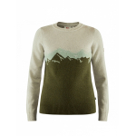 Кофта Fjallraven Greenland Re-Wool View Sweater W