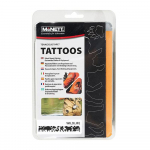 Ремонтний набір McNett Tenacious Repair Tape Tattoos Wildlife