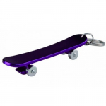 Брелок Munkees Skateboard S