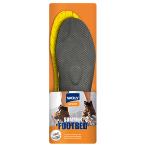 Устілки Woly Sport Summer Footbed